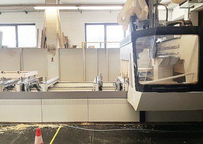 Maschinen Ausstattung SF Tischlerei 1