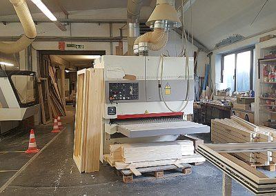 Maschinen Ausstattung SF Tischlerei 3
