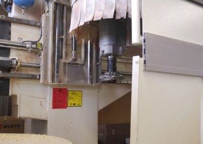 Maschinen Ausstattung SF Tischlerei 5